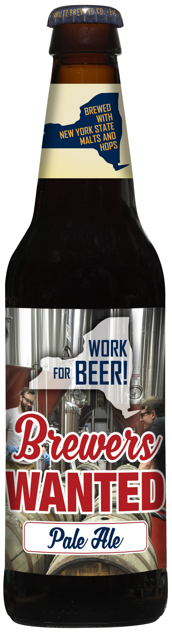 BREWERSWANTED 12oz BOTTLE 2